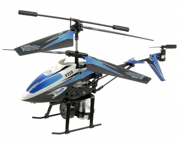"""3.5 Ch Infrared """"Aquos Copter"""" Helicopter"""