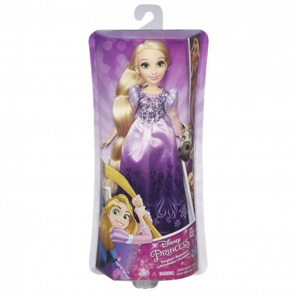 16- Disney Princess Rapunzel Fashion Doll