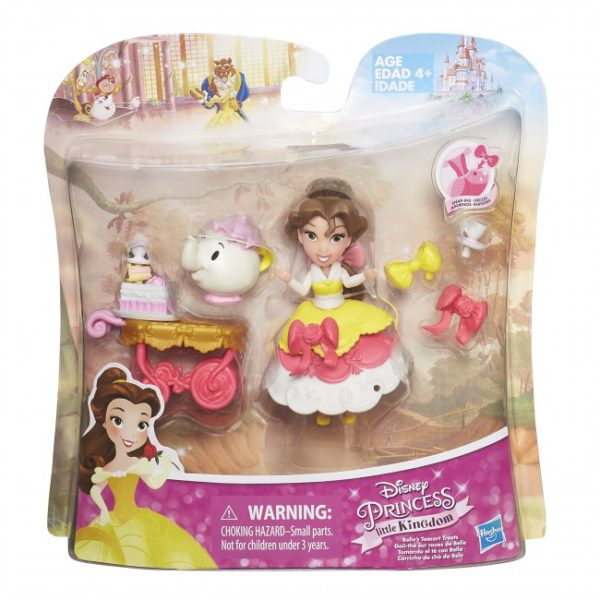 16- Disney Princess Small Doll Play Accessory Asst