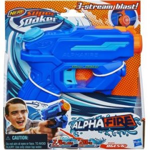 16- Nerf Supersoaker Alphafire