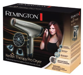 Keratin Therapy Hair Dryer 2200w