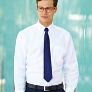 Fruit Of The Loom L/Sleeve Oxford Shirt