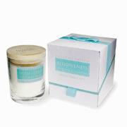 Aromatherapy Candle: Blissfulness - Neroli, Lime & Ylang Ylang