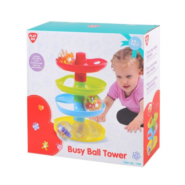 BUSY BALL TOWER