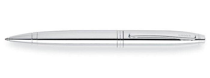 Lustrous Chrome Ballpoint Pen